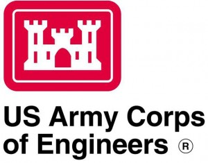 U.S. Army Corps of Engineers logo.